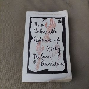 Other - The Unbearable Lightness of Being by Milan Kundera
